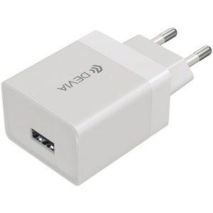 Cargador Smart Series (EU, 5V 2.1A, 1 USB)