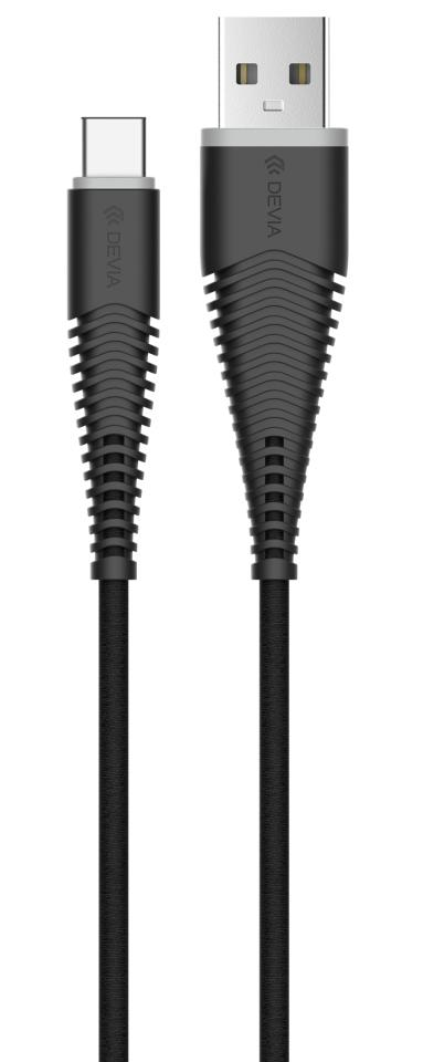 Cable Fish Series Tipo C 1.5m (5V 2.4A)