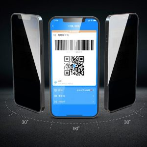 Cristal templado Privacy iPhone 12 pro max