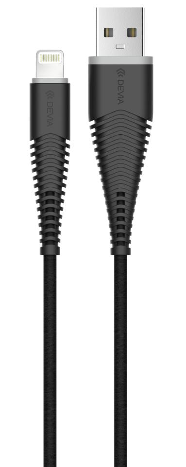 Cable Fhish Series Tipo Lightning 1.5m (5V 2.4A)