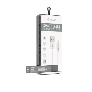 Idrawer Cable Smart Series TIPO C 1m (5V 2.1A)